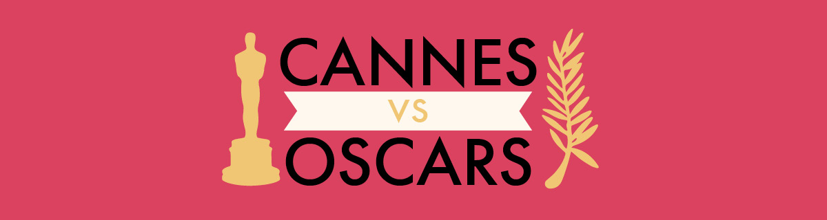 Cannes v Oscars Header