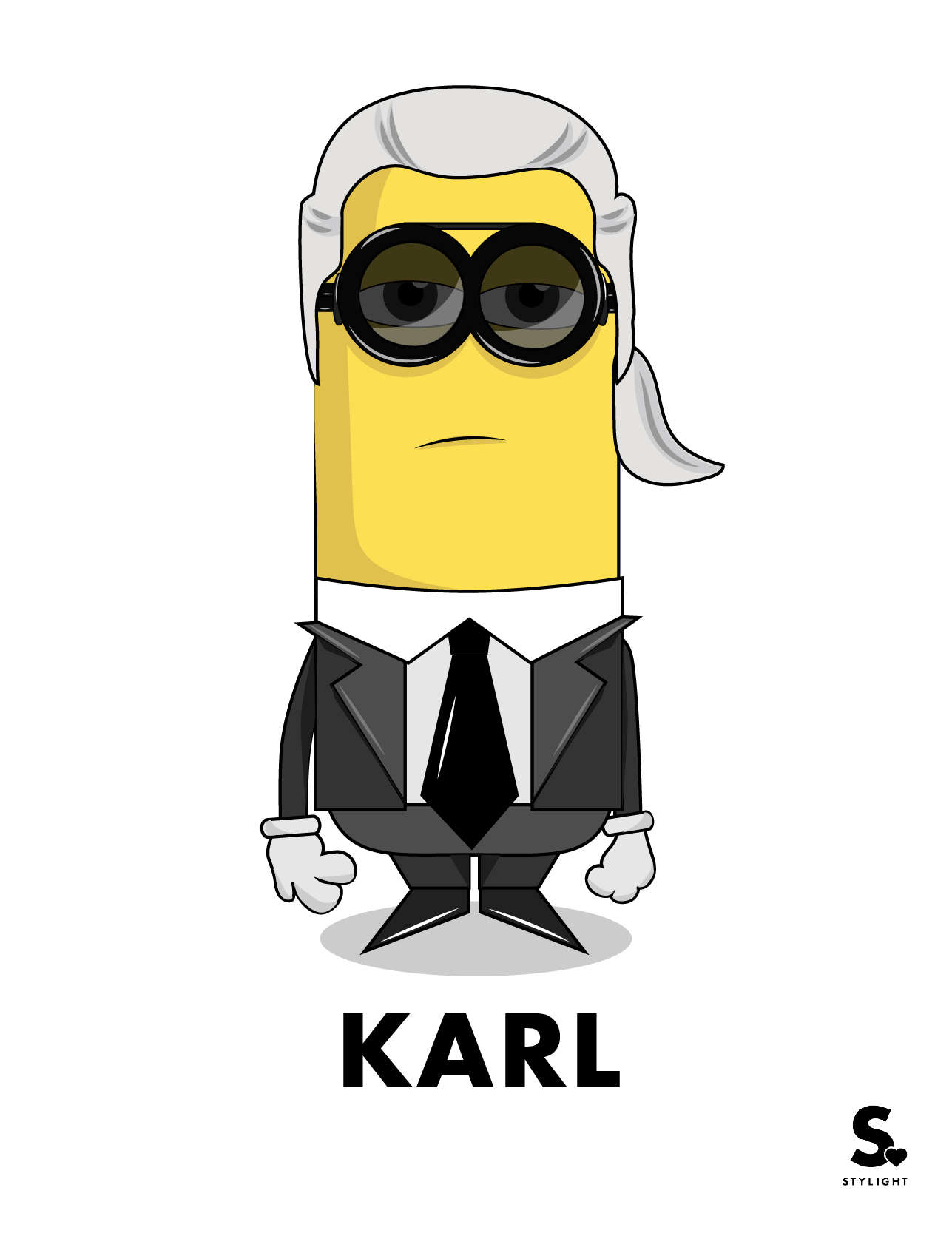 Karl Lagerfeld Fashion Minion