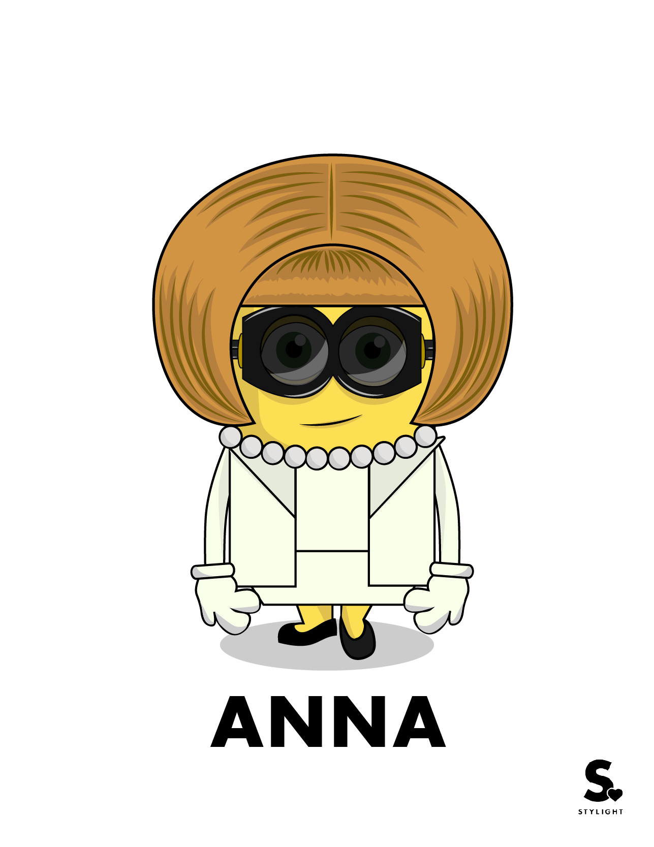 Anna Wintour - Fashion Minion