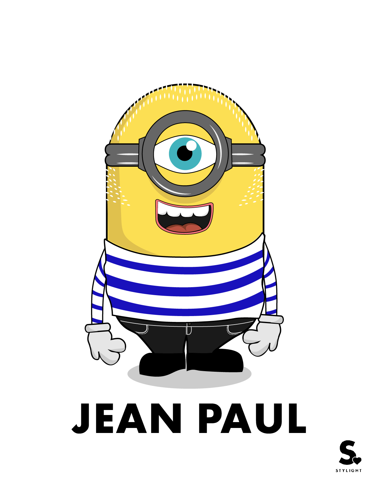 Jean Paul Gaultier Fashion Minion